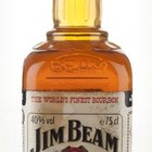Jim Beam White Label - early 1980s