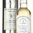 Caol Ila 8 Year Old 2009 (casks 318817 & 318818) - Un-Chillfiltered Collection (Signatory)