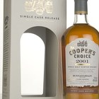 Bunnahabhain 15 Year Old 2001 (cask 5139) - The Cooper's Choice (The Vintage Malt Whisky Co.)