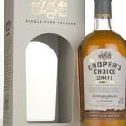 Bunnahabhain 15 Year Old 2001 (cask 5139) - The Cooper's Choice (The Vintage Malt Whisky Co.)