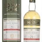 Glen Moray 21 Year Old 1995 (cask 12819) - Old Malt Cask (Hunter Laing)