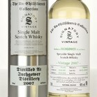 Inchgower 10 Year Old 2007 (casks 801155 & 801160) - Un-Chillfiltered Collection (Signatory)