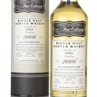 Jura 12 Year Old 2006 (cask 15182) - The First Editions (Hunter Laing)