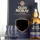 Glen Moray Port Cask Gift Pack with 2x Glasses