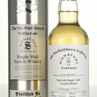 Glenrothes 21 Year Old 1997 (cask 1755 & 1756) - Un-Chillfiltered Collection (Signatory)