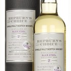 Blair Athol 7 Year Old 2009 (bottled 2017) - Hepburn's Choice (Langside)