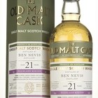Ben Nevis 21 Year Old 1996 (cask 14287) - Old Malt Cask (Hunter Laing)